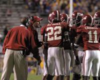 Alabama Begins Preparations for Auburn - University of Alabama Athletics e9f0f6638