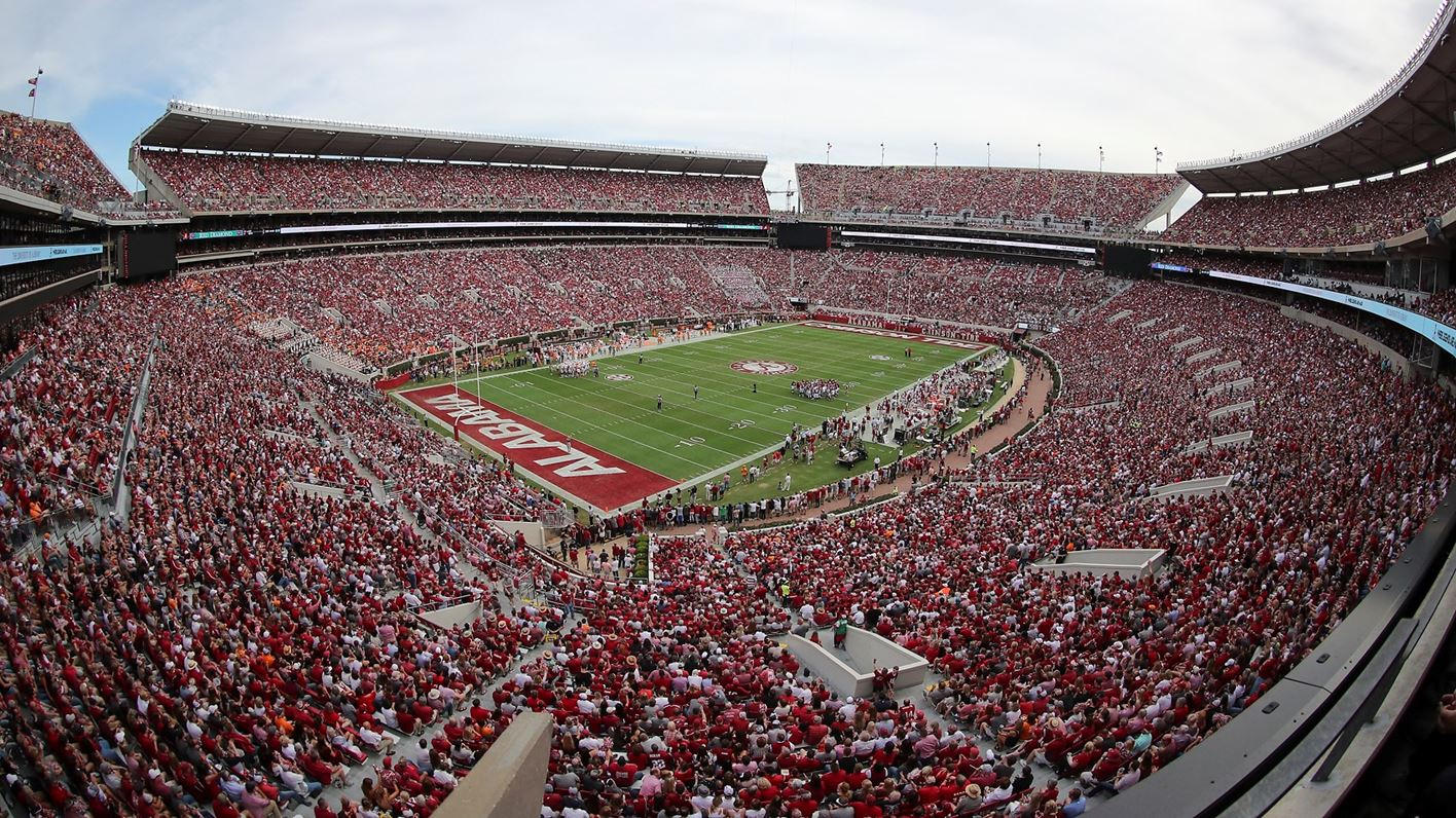 A-Day Game  April 18 at 1 p.m.