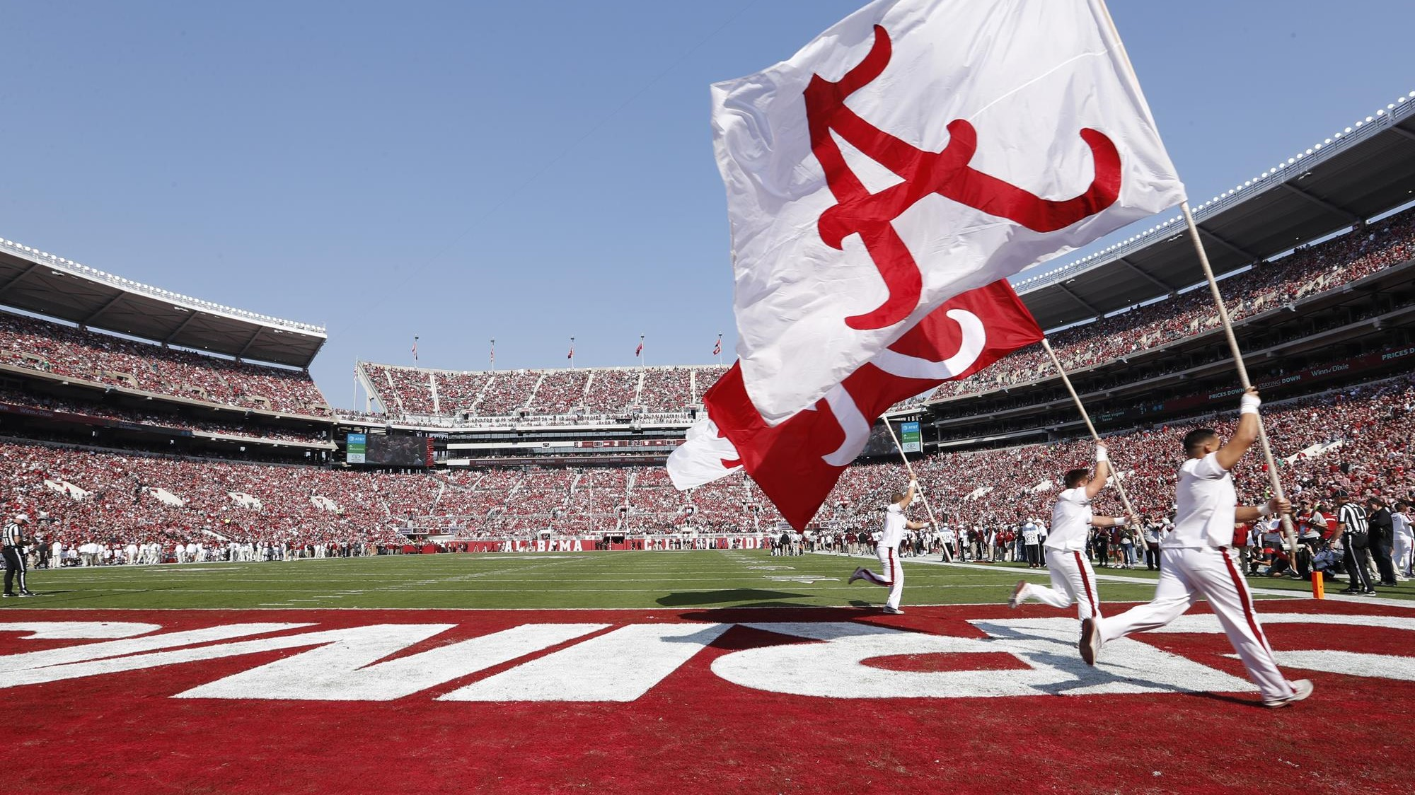 4dfbea07092 Alabama and Mercer Kickoff Time Set for 11 a.m. on SEC Network ...
