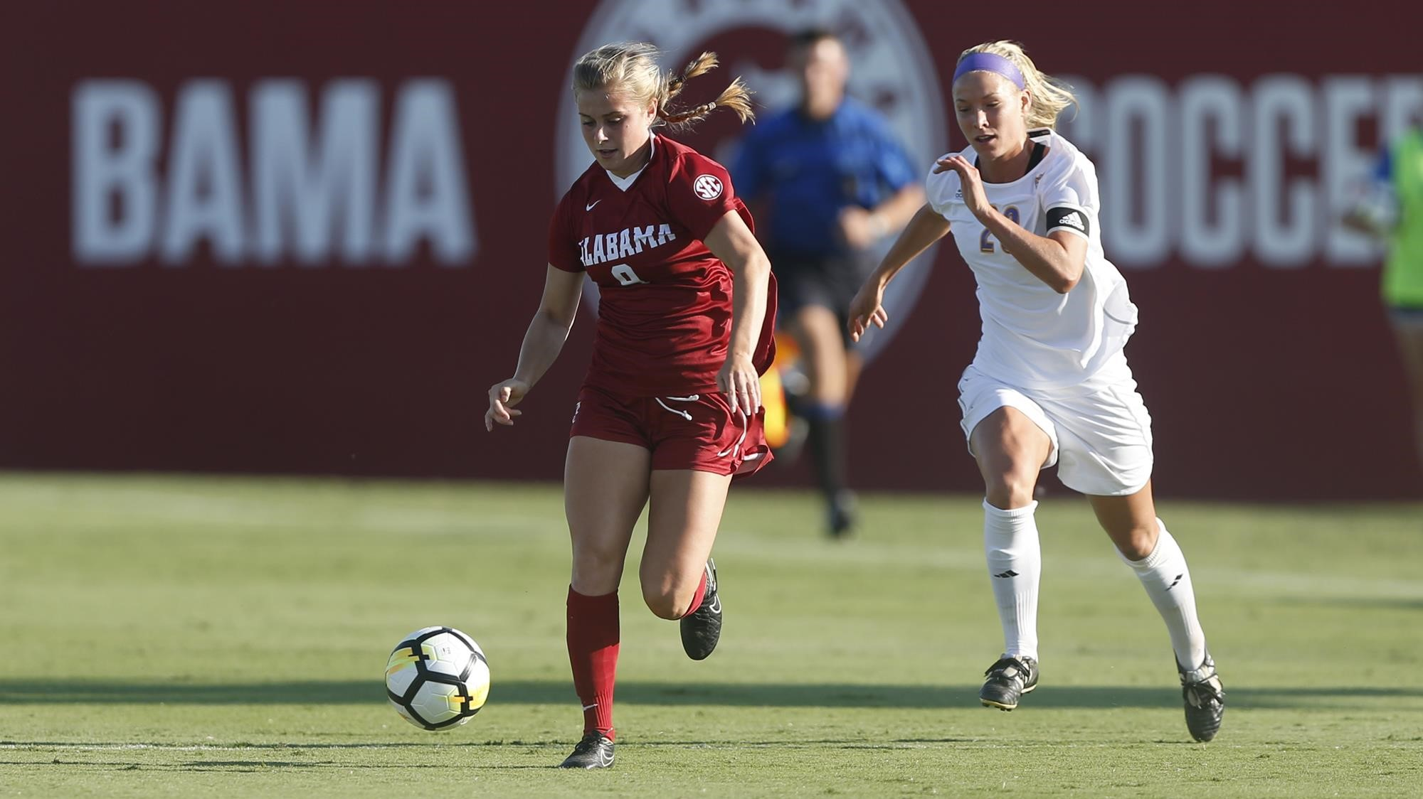 5e103bc3063 Alabama Soccer Hosts LSU before Traveling to No. 6 Florida ...