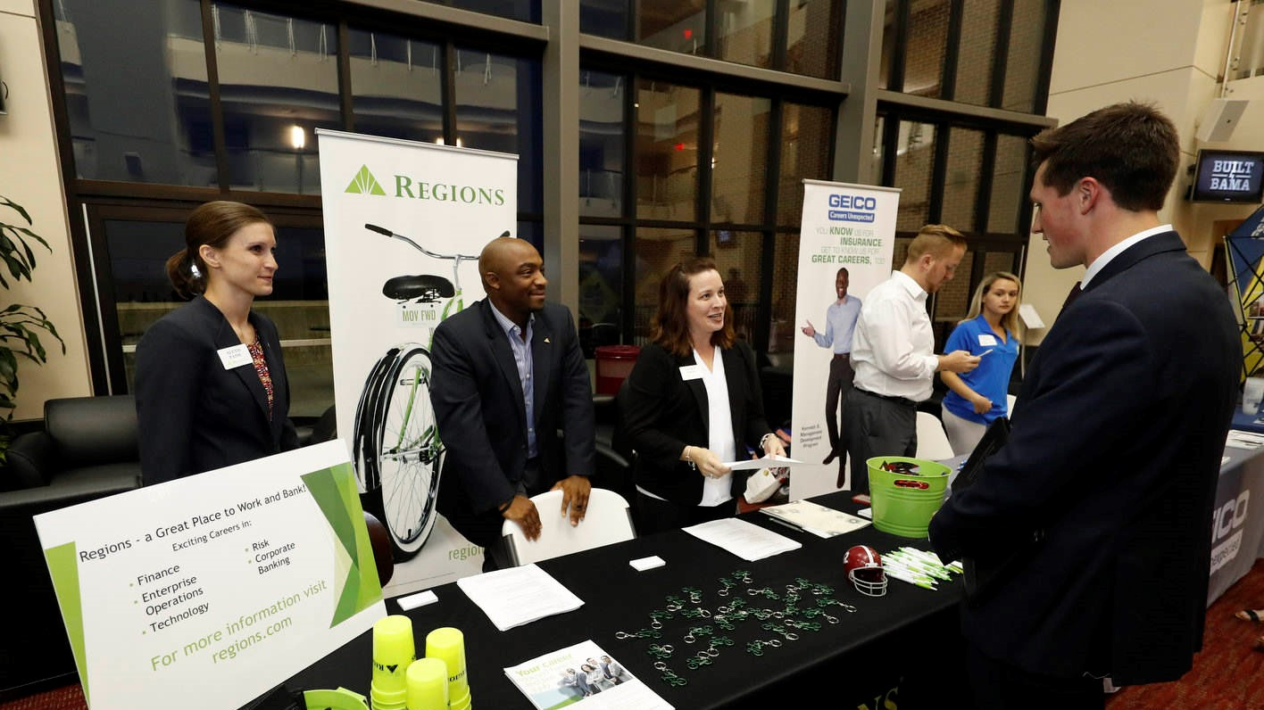 6376a6e700db D.R.I.V.E. for Success Career Fair Brings a Different Side to ...