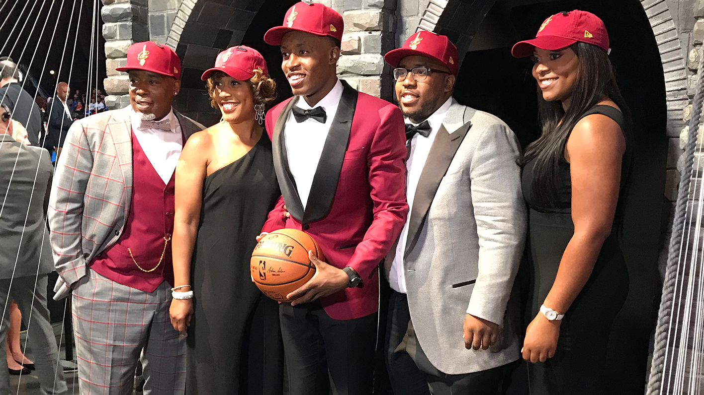 Alabama s Collin Sexton Drafted 8th Overall by the Cleveland Cavaliers in 2018  NBA Draft f1f46b2e828