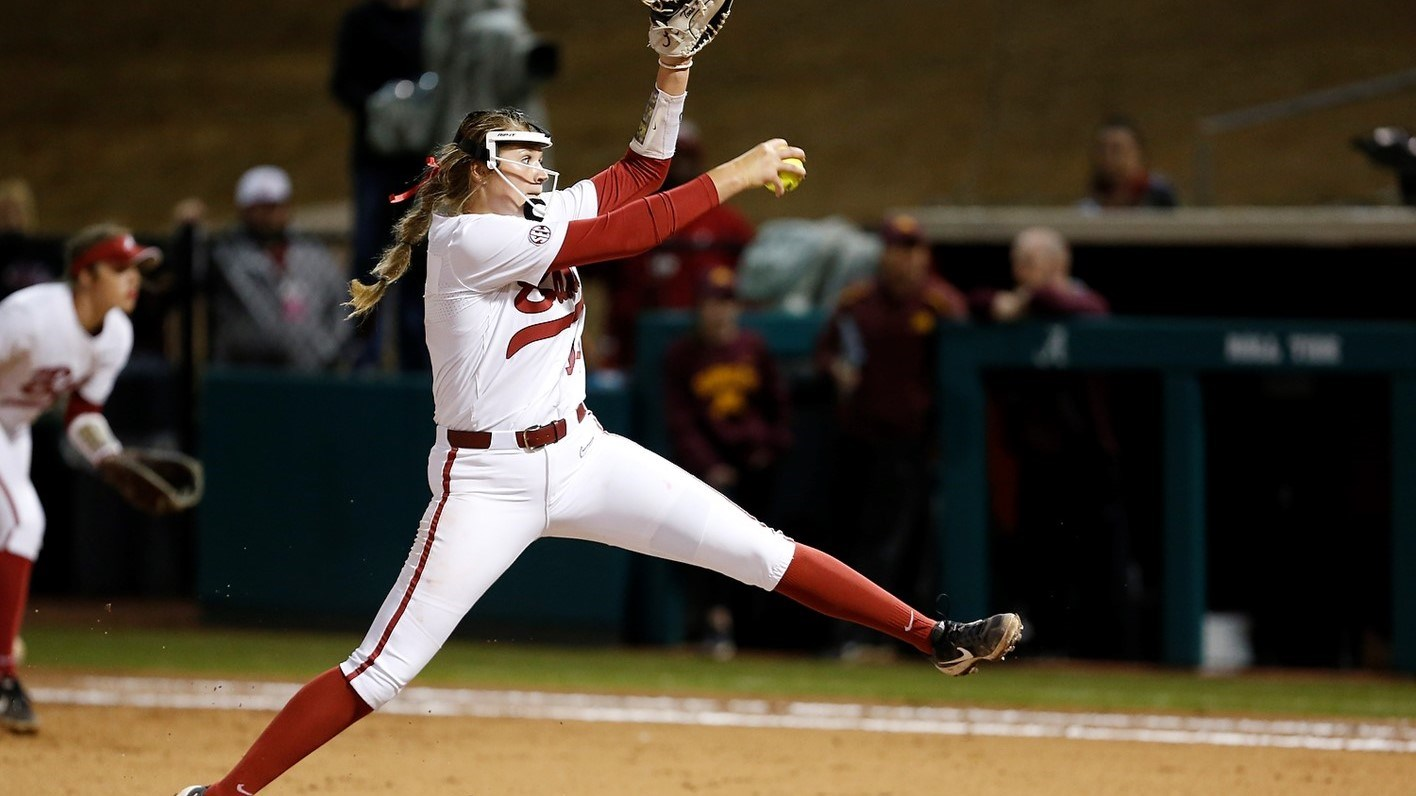 Softball Wins Big Over Missouri State, Walks Off 24th-Ranked Minnesota (Saturday at 12:30CT -- UA vs Missouri State)