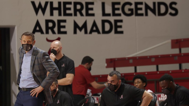 Alabama Head Basketball Coach Nate Oats Agrees to Contract Extension Through 2027 - University of Alabama Athletics - rolltide.com
